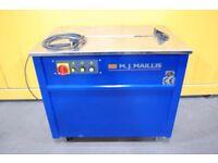 Maillis MPSA2000 Box Strapping machine