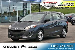 2015 Mazda Mazda5 GS Convenience w/Bluetooth & Cruise!