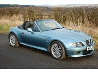 BMW Z3 2.2 full leather heated seats, electric hood, stunning car excellent condition