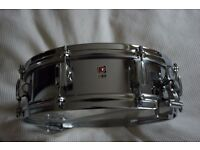 "Premier Model 11 Royal Ace COB snare drum 14 x 4"" - Small Badge - '60s - England"