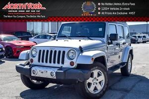 2010 Jeep WRANGLER UNLIMITED Sahara 4x4|Hard Top|Sat Radio|AC|Ke