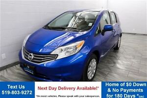2014 Nissan Versa Note SV w/ REVERSE CAMERA! POWER PACKAGE! CRUI