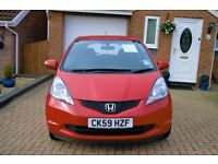 2009 Honda Jazz. Less than 15500 miles.