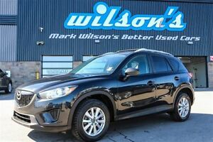2013 Mazda CX-5 GX AWD NEW BRAKES! BLUETOOTH! $75WK, 4.74% ZERO