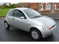 FOR SALE 2008 FORD KA 1.3 PETROL FULL YEARS MOT