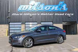 2017 Hyundai Elantra SE Limited! NAVIGATION! SUNROOF! LEATHER! H