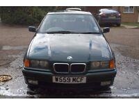 BMW E36 Compact 316i Fern Green