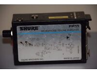 Shure FP11 Microphone Preamp