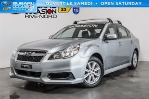 2013 Subaru Legacy Convenience MAGS+BLUETOOTH+SIEGES, CHAUFFANTS