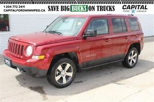 2016 Jeep Patriot *Leather-Sunroof*