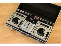 Gemini PMX350 Mixer CDJ 15 Professional DJ CD Players