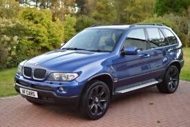 BMW X5, ONLY 76,500 MILES, PART EXCHANGE WELCOME, FINANCE AVAILABLE! CALL!