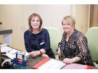 Highland Hospice Volunteer Ward Clerk (evenings & weekends)