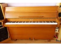 Zender Piano - Late 60s/70s, well-maintained and recently tuned, suit beginner to Grade 7