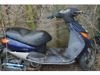 Project scooter needing work to refurbish