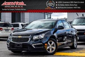 2016 Chevrolet Cruze LT|Sunroof|R.Start|RearCam|Pioneer Audio|Sa