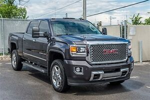 2015 GMC SIERRA 2500HD Denali EN PREPARATION