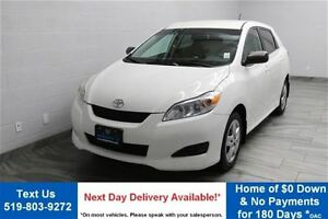 2011 Toyota Matrix 5-SPEED w/ POWER PACKAGE! CRUISE CONTROL! AIR