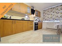 NO AGENCY FEES - NEWLY REFURBED 4 BED NO LOUNGE FLAT TO RENT IN CAMBERWELL SE5 - W/ PRIVATE GARDEN