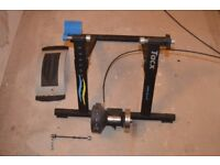 TACX Turbo trainer, cycletrack