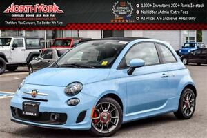 2016 Fiat 500C Abarth|Convertible|Comfort & Convenience Grp|Beat