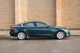 Jaguar XE PRESTIGE (green) 2015-09-17