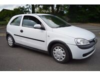 FOR SALE 2003 VAUXHALL CORSA 1.0 PETROL ECO (SEMI/AUTOMATIC) FULL YEARS MOT.