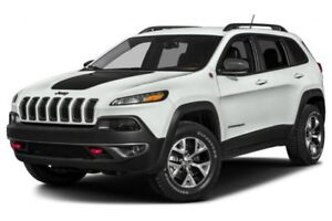 2017 Jeep Cherokee New Trailhawk