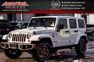 2017 Jeep WRANGLER UNLIMITED NEW Car 75th Anniversary 4x4 LED&Du