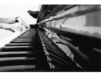Pianist/Accompanist Available for Hire