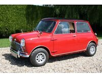 WANTED CLASSIC MK1 MINI PARTS WANTED