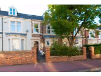 Gateshead-Shipcote, 4 bed upper maisonnette, NEW REFURB