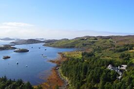 Join us as a General Assistant - small & remote Scottish Highlands Hotel (Sutherland)