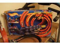 Rare Vintage Hot Wheels Hyper Striker Toy