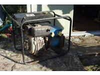 3.75 KVA Diesel Generator 110 Volt
