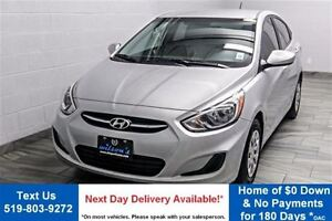 2016 Hyundai Accent w/ HEATED SEATS! POWER PACKAGE!