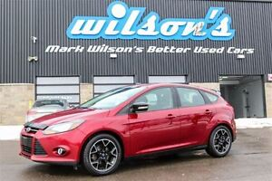 2013 Ford Focus SE SPORT PACK! HATCHBACK! BLUETOOTH! HEATED SEAT