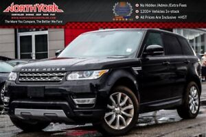 2014 Land Rover Range Rover Sport V8 Supercharged PanoSunroof Na