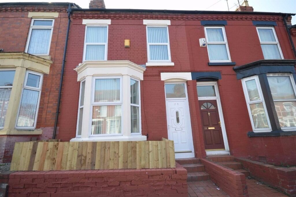 Mid Terrace, three bedroom family property located on Wilmer Road, just off Borough Road Oxton,