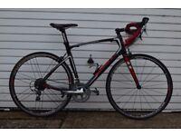 Carbon Giant Defy Composite 3 Road Bike Campy Zonda wheels MSRP£1400 not Tarmac Roubaix Synapse Trek