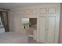 Recently decorated one double bedroom first floor flat to rent