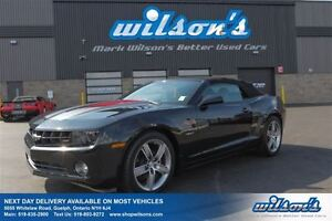 2012 Chevrolet Camaro 45TH ANNIVERSARY PKG! LEATHER! RS PACKAGE!
