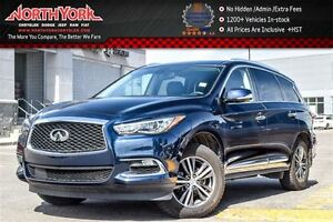 2017 Infiniti QX60 AWD|7-Seater|Leather|360 Cam|Sunroof|BOSE|Tow