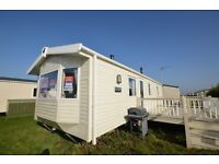 Beautiful caravan with decking for sale in Whitstable, Herne Bay