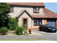Gamston, West Bridgford 4 bedroomed detached house for sale £350,000, private south-west garden