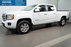 2017 GMC CANYON 4WD CREW CAB DEMARREUR A DISTANCE.