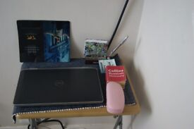 Dell i7 laptop - Super fast £200 - comes with charger - 2-3 hour battery life