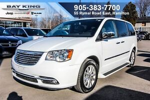 2016 Chrysler Town & Country LIMITED, STOW N'GO, REMOTE START, B
