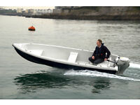 Brand New Open Angling Boat with Trailer