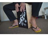 Cajon player looking for partners in crime!!!